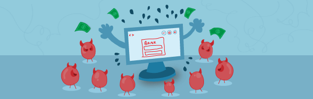 Massive Qbot Botnet strikes  Thousand Bank Transactions Sniffed