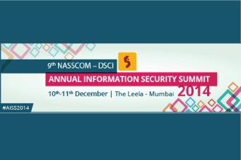 Nasscom DSCI AnnualInformation Security Summit