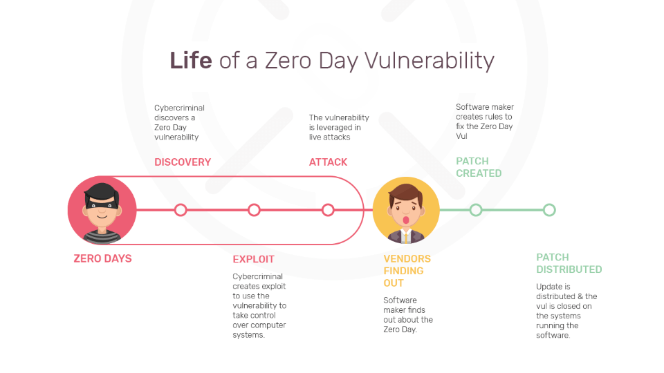 Life of Zero Day Vulnerability