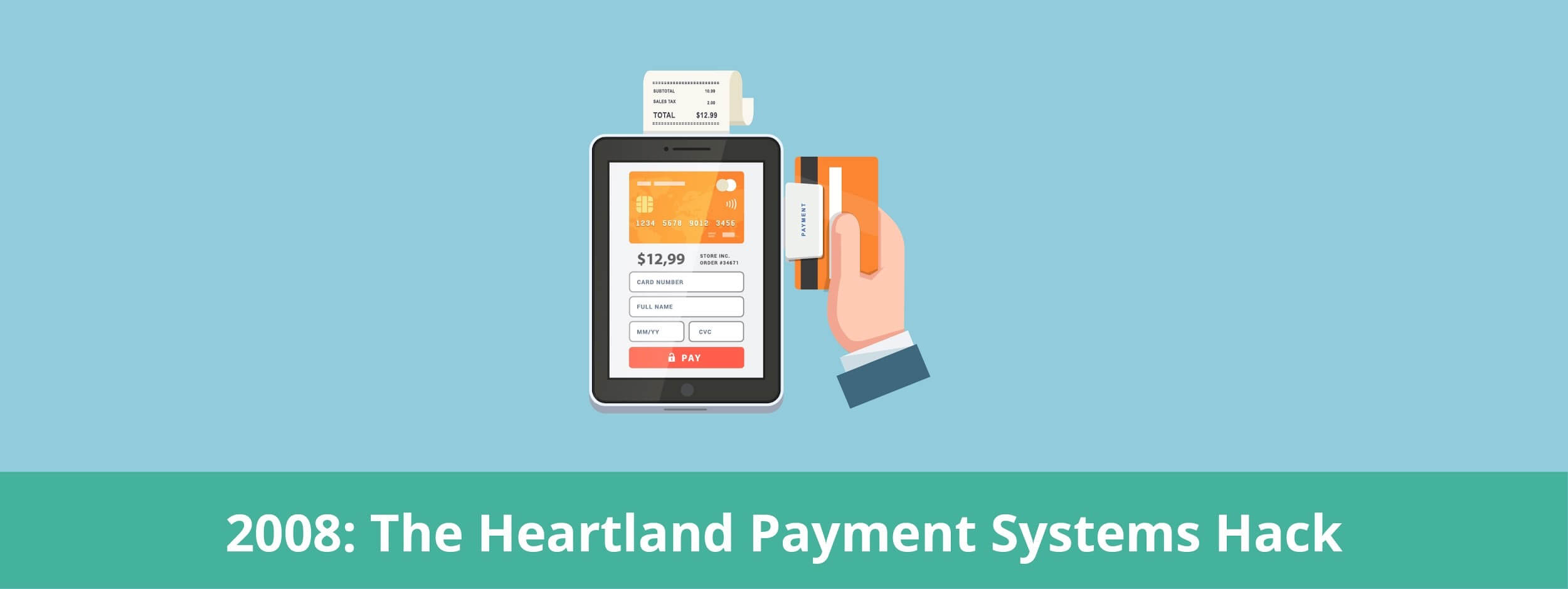 Heartland Payment Systems Hack