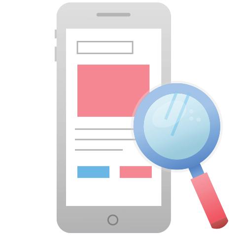 mobile application scanning
